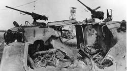 """Kinh hoàng """"nghĩa địa"""" xe thiết giáp M113 trong Chiến tranh Việt Nam"""