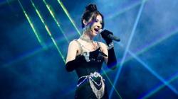 """Á hậu Kiều Loan """"thừa thắng xông lên"""", tiếp tục lọt vào top 20 King Of Rap"""