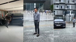 """Video về BMW 740Li Pure Excellence 2020 hơn 6,2 tỷ đồng của Cường """"Đô-la"""""""