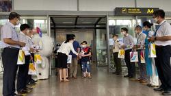 Đón đoàn khách du lịch đầu tiên đến Đà Nẵng sau dịch Covid-19