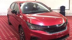 Honda City phiên bản mới dự kiến ra mắt vào tháng 12