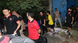 """Đặng Văn Lâm gặp sự cố """"dở khóc, dở cười"""" tại Thai-League"""