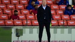 Barca bị Sevilla cầm hòa, HLV Koeman thừa nhận sự thật cay đắng