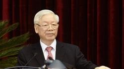 Tổng Bí thư, Chủ tịch nước: Nhân sự Trung ương khóa XIII không vì cơ cấu, số lượng mà hạ thấp tiêu chuẩn