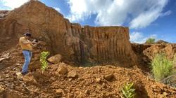 Quảng Nam: Lấy đi 1 triệu m3 đất, 4 năm cụm công nghiệp vẫn nằm trên giấy