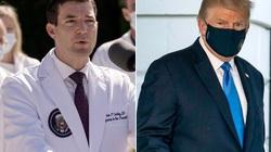 Tiết lộ bất ngờ về vị bác sĩ gánh nhiệm vụ chữa Covid-19 cho Trump