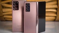 Đây mới là điện thoại đầu tiên của Samsung có camera ẩn dưới màn hình