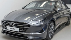 Tin xe (5/10): Honda công bố giá Wave Alpha 2020, lộ diện Hyundai Sonata thế hệ mới xuất hiện