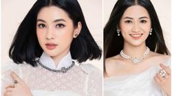 """Top 60 Hoa hậu Việt Nam 2020 gây """"sốt"""" mạng nhờ mặc áo dài quyến rũ """"đốn tim"""""""