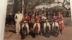 Xe Cub, xe Dream hay xe đạp Phượng Hoàng - Biểu tượng của sự sang chảnh 30 năm trước