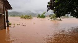 TP. Lào Cai: Lần đầu tiên trong lịch sử xuất hiện mưa lớn chưa từng có trong tháng 10