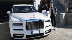 Bộ sưu tập siêu xe của Ronaldo: Rolls-Royce Ghost dẫn đầu với giá 86 tỷ
