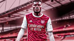 """""""Bom tấn"""" Thomas Partey: Mảnh ghép hoàn hảo cho Arsenal"""