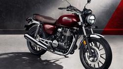 Honda H'ness CB 350 - Chiếc mô tô mang phong cách cổ điển