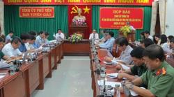 Phú Yên rút kinh nghiệm từ một số đại hội tặng quà gây xôn xao dư luận