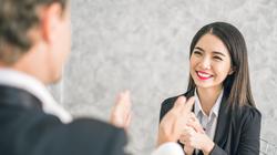 Buổi phóng vấn căng thẳng hay cuộc trò chuyện thú vị?