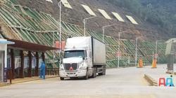 Hoạt động XNK trầm lắng, Lạng Sơn chỉ có 6/12 cặp cửa khẩu hoạt động thông quan
