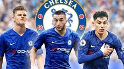"""Top 10 """"bom tấn"""" của phiên chợ hè 2020: Chelsea thâu tóm 3 vụ"""