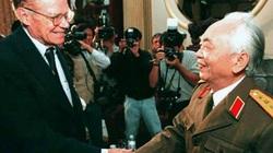 Đại tướng Võ Nguyên Giáp đã nói gì với McNamara về sự kiện Vịnh Bắc Bộ?