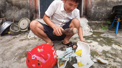 Vụ Hưng Vlog dạy cách trộm tiền trong heo đất: Hành vi vi phạm pháp luật