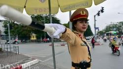 Công an Hà Nội thông báo phân luồng giao thông những ngày diễn ra Đại hội Đảng bộ Hà Nội