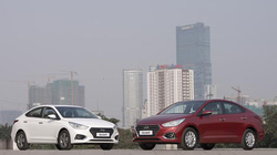 Hyundai Accent đua tranh Toyota Vios: Thế lực mới thách thức Vua doanh số