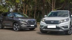 Có tầm 1 tỷ đồng nên mua Honda CR-V bền bỉ hay Hyundai Tucson trẻ trung?