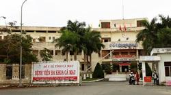 Bệnh viện Đa khoa Cà Mau báo cáo vụ mua máy chụp cắt lớp hơn 30 tỷ đồng