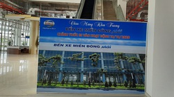 Cận cảnh Bến xe Miền Đông mới với vốn đầu tư 4.000 tỷ đồng trước ngày khai trương