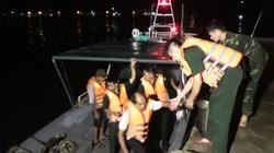 Bình Định: Diễn biến mới vụ cứu được 11 người đi tàu va phải xác tàu đắm ở vịnh Quy Nhơn