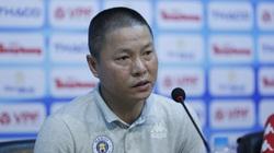 """Trận """"đinh"""" V.League 2020: HLV Hà Nội FC chỉ ra điểm yếu của TP.HCM"""