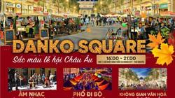Danko Square - Không gian hội chợ châu Âu lần đầu tại Thái Nguyên