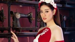 Hoa hậu Khánh Vân là đại sứ hình ảnh Lễ hội Áo dài TP.HCM 2020
