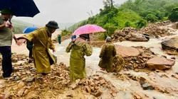 Ảnh, clip: Quảng Trị tan hoang vì mưa lũ kỷ lục