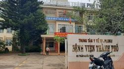 Gia Lai: Cơ quan Cảnh sát điều tra làm việc với bệnh viện thành phố về máy lọc thận