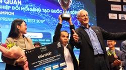 Quán quân Techfest 2020 sẽ tham dự cuộc thi Startup World Cup 2021