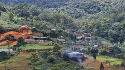 """Vụ 54 căn nhà trái phép dưới chân núi Voi: Đơn vị nào """"dài tay"""" cấp điện?"""
