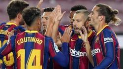 Barcelona sẽ tuyên bố phá sản nếu Messi và đồng đội không giảm lương