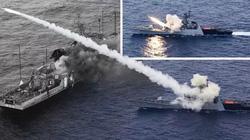 """Hải quân Ấn Độ phá hủy tàu """"dằn mặt"""" Trung Quốc"""