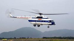 Trực thăng Mi17 thả lương thực cứu hàng ngàn người dân Phước Sơn đang bị cô lập