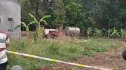 NÓNG: 2 vợ chồng tử vong bất thường trong bồn nước gắn sau xe kéo ở Bình Dương