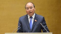 Thủ tướng Nguyễn Xuân Phúc trả lời chất vấn nữ ĐBQH Ksor H'Bơ Khăp về văn hóa từ chức