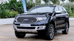 Ford Everest 2021 sẽ sở hữu mức giá từ 42.400 USD