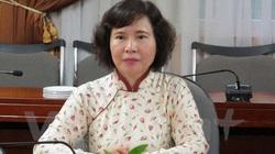 Ban Bí thư khai trừ Đảng cựu Thứ trưởng Bộ Công Thương Hồ Thị Kim Thoa