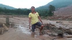 Hà Tĩnh: Đáng ngại, nông dân ở đây sống thấp thỏm dưới chân núi sạt lở