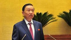 Bộ trưởng Tô Lâm trình gì tới Quốc hội về dự án Luật Bảo đảm trật tự ATGT đường bộ?