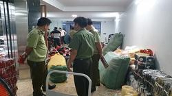 """Quảng Ninh: Phát hiện kho hàng thời trang nhập lậu """"khủng"""""""
