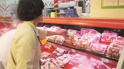 Thịt lợn nhập khẩu có giá rẻ như rau, tràn lan trên mạng xã hội