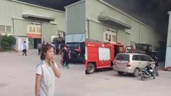 Bắc Ninh: 'Bà hoả' thiêu rụi nhà xưởng KCN, ít nhất 3 người bị thương