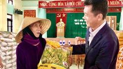 """Hỗ trợ lúa giống, phân bón giúp bà con """"rốn"""" lũ Lệ Thủy (Quảng Bình) khôi phục sản xuất"""